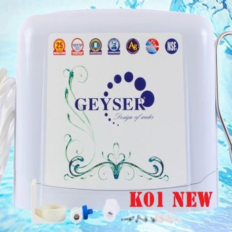Máy lọc nước Geyser Kachiusa K01