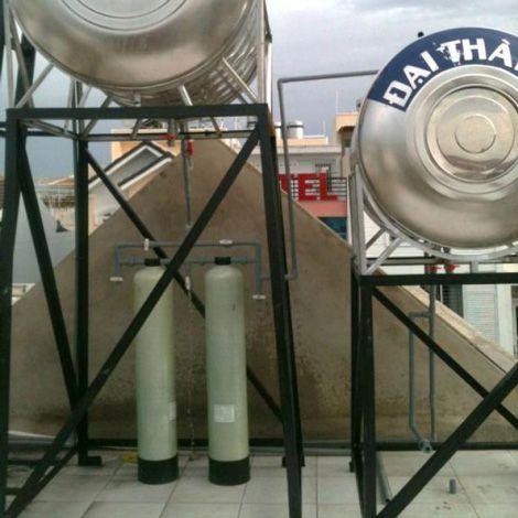 Bộ lọc nước máy sinh hoạt công suất 1000 lít