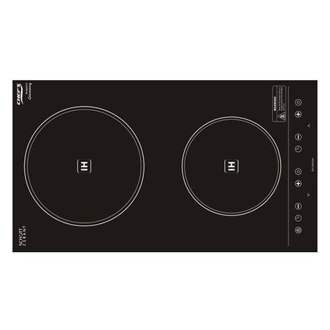 Bếp điện từ đôi Chefs EH-DIH32A