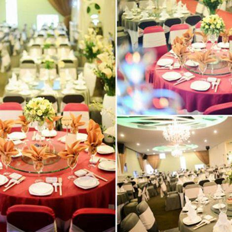 Nhà hàng tiệc cưới Callary địa điểm vàng tổ chức tiệc cưới