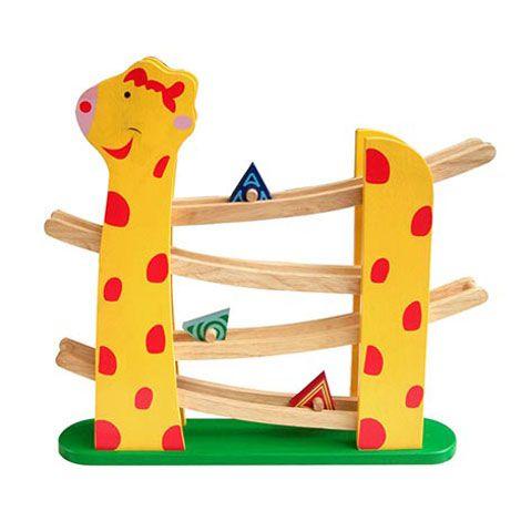 Đồ chơi bằng gỗ Bộ đường trượt con hươu Winwintoys