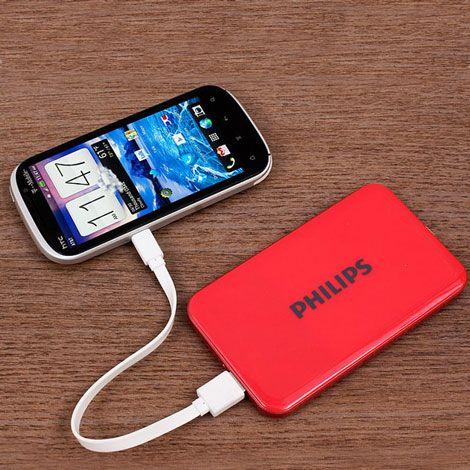 Pin sạc dự phòng Philips 20.000 mAh cao cấp