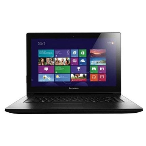Laptop Lenovo Essential G400s Black