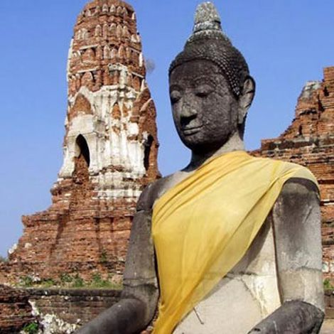 Tour hành hương Campuchia - Thái Lan