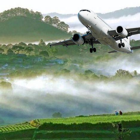 Vé máy bay từ Sài Gòn đi Pleiku giá rẻ
