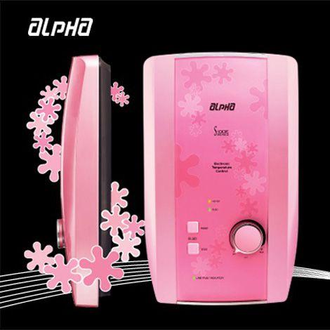 Máy tắm nước nóng Alpha S100E