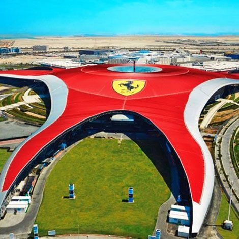 Khám phá Dubai Abu Dhabi 5N4Đ
