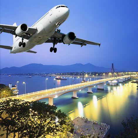 Vé máy bay Hải Phòng đi Đà Nẵng giá tốt tại Skytour