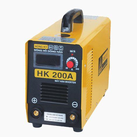 Máy hàn điện tử Hồng Ký HK-200A-PK - Máy hàn que 200A