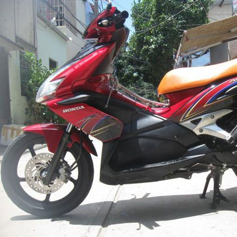 Xe Honda Air Blade 110cc một đèn