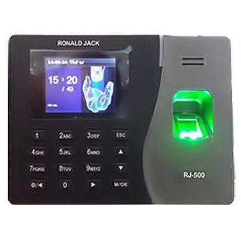 Máy chấm công vân tay, thẻ cảm ứng Ronald Jack RJ-500