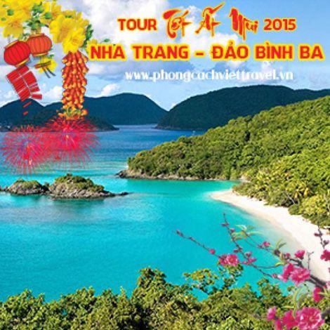 Tour du lịch Nha Trang - Bình Ba Tết Ất Mùi 2015 4N3Đ
