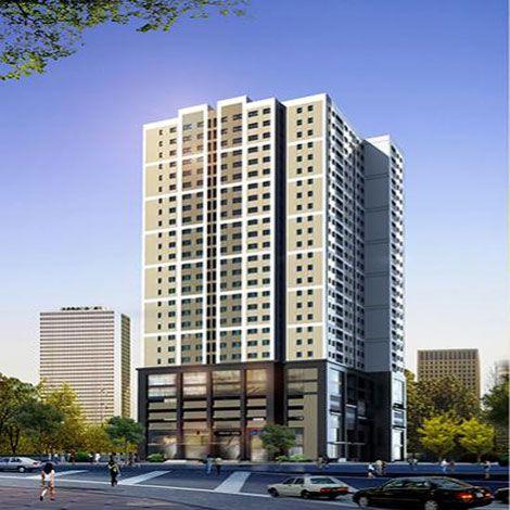 Căn hộ Eco Green Tower vị trí trung tâm quận Hoàng Mai