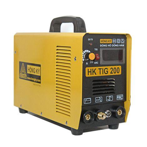 Máy hàn điện tử Hồng Ký HK TIG 200-220V-PK