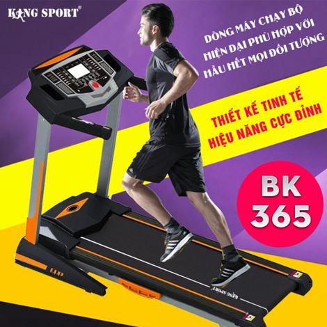 Máy chạy bộ điện Kingsport BK 365 New Version