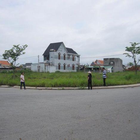 Lô đất 2 mặt tiền gần vòng xoay Phú Hữu quận 9 giá rẻ