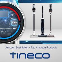 TINECO - Thương hiệu Top 1 Amazon đã có mặt tại Việt Nam