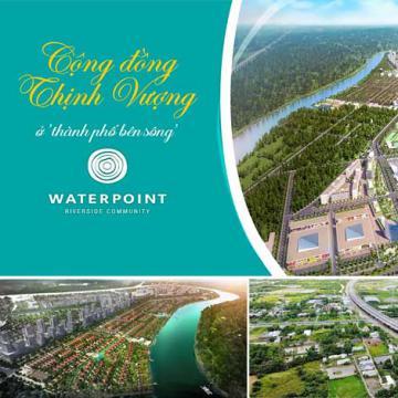 Cộng đồng thịnh vượng ở thành phố bên sông Waterpoint