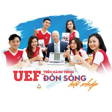 UEF trên hành trình đón sóng hội nhập