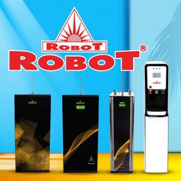 Ra mắt máy lọc nước tích hợp UF+R.O, nóng lạnh duy nhất ở ROBOT