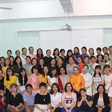 Khóa đào tạo giáo viên cấp Casa 3-6 của Montessori