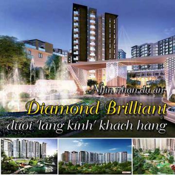 Nhìn nhận dự án Diamond Brilliant dưới lăng kính khách hàng