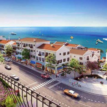 Tái hiện kiến trúc Amalfi tại Nam Phú Quốc