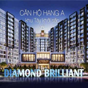 Căn hộ hạng A khu Tây khởi sắc với Diamond Brilliant