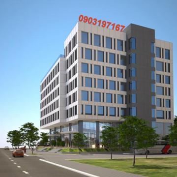 Cho thuê văn phòng đường Cộng Hòa quận Tân Bình