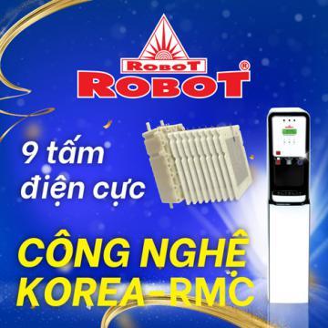 Tin vui cho người mua máy ion kiềm nóng lạnh 9 tấm điện cực Korea