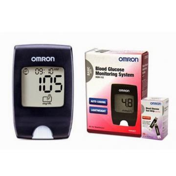Máy đo đường huyết Omron HGM-112
