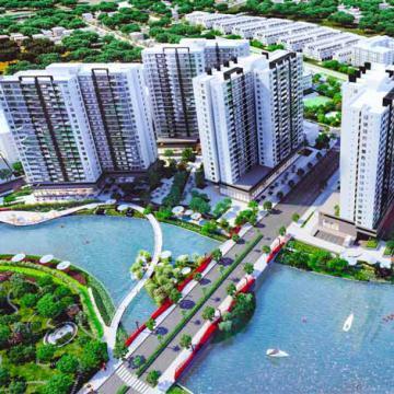 Dấu ấn Nhật trong dự án căn hộ kênh đào Flora Mizuki