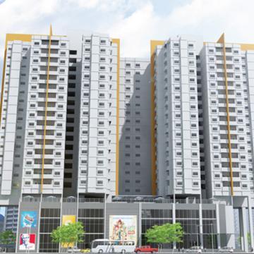 Căn hộ chung cư Lê Thành quận Bình Tân