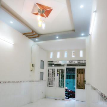 Nhà đẹp đường Huỳnh Văn Nghệ quận Gò Vấp