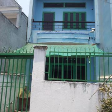 Bán nhà Hóc Môn gần ngã tư Trung Chánh