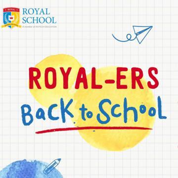 Royal School khai trường theo cách đặc biệt giữa mùa giãn cách