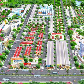 Những lợi thế đáng giá của Central Mall Long Thành