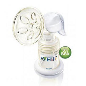 Dụng cụ hút sữa bằng tay Philips Avent BPA Free