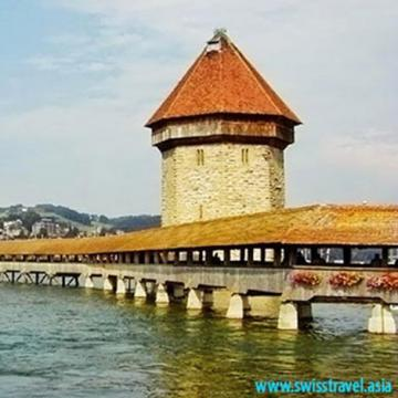 Du lịch Thụy Sĩ Ý tour 10 ngày tự do