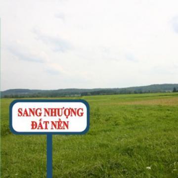 Sang gấp lô đất 100m2 tại quận Tân Bình