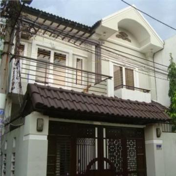 Biệt thự hẻm 8m Bùi Đình Túy quận Bình Thạnh