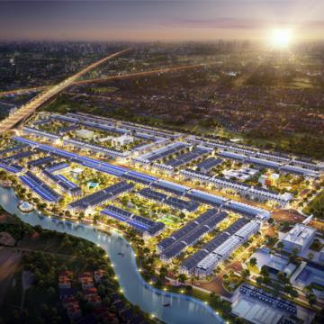Siêu dự án khuấy động thị trường bất động sản Quý IV-2020