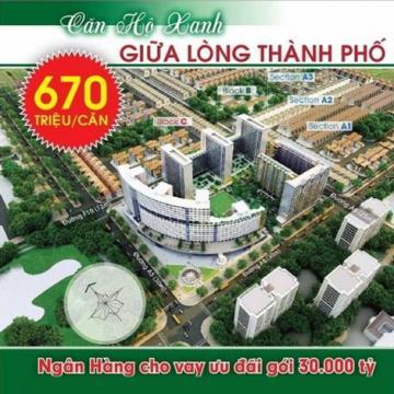 Bán căn hộ Green Park quận Bình Tân
