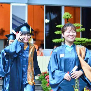 ĐH Văn Lang hơn 90% sinh viên tốt nghiệp có việc làm