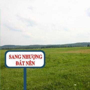 Sang nhượng lô đất thổ cư cuối đường Nguyễn Văn Bứa