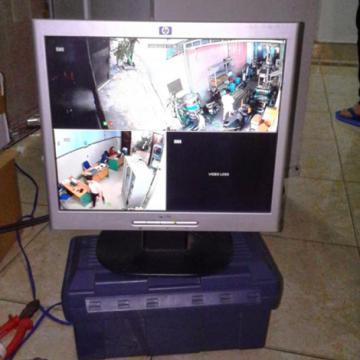 Sửa chữa lắp đặt camera quan sát tại Bình Dương