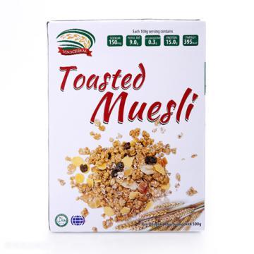Hộp ngũ cốc sạch dinh dưỡng Vinacereal Muesli