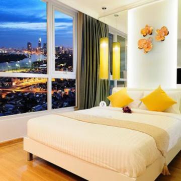 Căn góc view đẹp chung cư Tân Phước