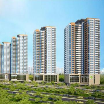 Dự án căn hộ chung cư cao cấp The Sun Avenue quận 2