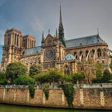 Lãng mạn với mùa thu Tây Âu tour 6 nước